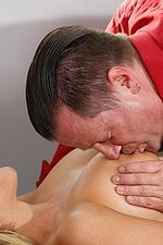 Olivia Austin Gets Hot Sex Massage 12