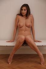 Busty Auburn Babe Naked 09