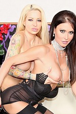 Jessica Jaymes And Helly Mae Hellfire 12
