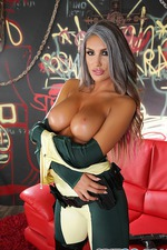 August Ames Strips And Spreads 08