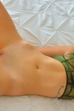 Amateur Chloe Strips And Play With A Sextoy 11