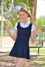 Schoolgirl Style 05