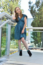 Nerdy Girl Dress 09