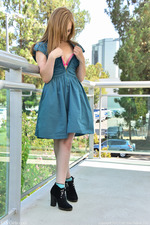Nerdy Girl Dress 10