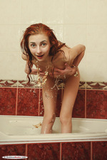 Olivia In The Bathroom 09