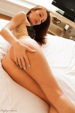 Sophia Smith On Your Bed 00