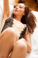 Sophia Smith On Your Bed 02