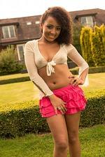 Sexy Kayla Louise Strips 00