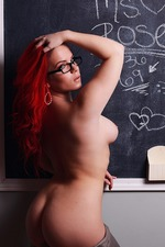 Harley Rose Sexy Teacher 02