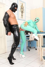 Latex Lucy Fucked Properly 13