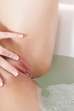 Dani Daniels Strips To Naked In The Bathroom 09