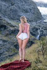 Cherie DeVille On The Rocks 01