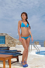 Alexis Brill In Bikini Masturbation By In The Crack 00