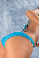 Alexis Brill In Bikini Masturbation By In The Crack 01