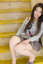 Lovely Petite Asian Hikaru Takizawa 00
