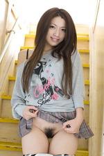 Lovely Petite Asian Hikaru Takizawa 01