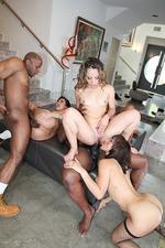 Kristina Rose, Leilani Leeanne And London Keyes - Orgy Masters 15