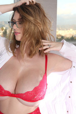 LANA KENDRICK - SEXY SCIENTIST - SET 2 05
