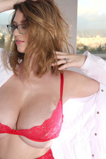 LANA KENDRICK - SEXY SCIENTIST - SET 2 13