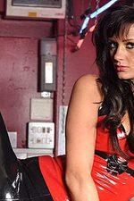 Latex Babe Emma Kate 01
