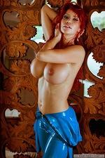 Bianca Kinky Rubber Blues 12