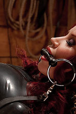 Bianca Beauchamp Pony Girl 02