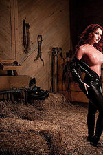 Bianca Beauchamp Pony Girl 08