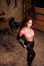 Bianca Beauchamp Pony Girl 09