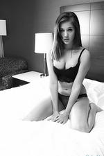 Stella Xo In Sexy Black Lace 02