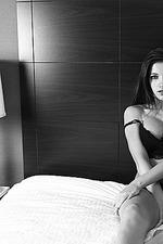 Stella Xo In Sexy Black Lace 14