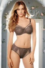 Hannah Ferguson Looks Sexy In Various Lingerie 06