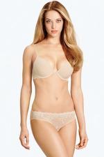 Hannah Ferguson Looks Sexy In Various Lingerie 12