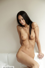 Slim Brunette Evelyn Neill 03