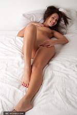 Adrean Nude On A Bed 04