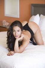 Beauty Eva Lovia Poses Naked 02