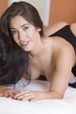 Beauty Eva Lovia Poses Naked 04