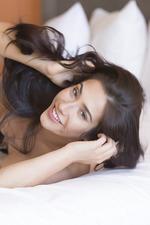 Beauty Eva Lovia Poses Naked 05
