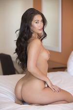 Beauty Eva Lovia Poses Naked 07