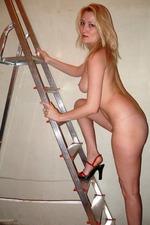 Horny MILF Lady La Perle 14