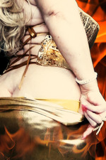 Samantha38g So Hot That I'm On Fire 06