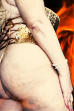 Samantha38g So Hot That I'm On Fire 13