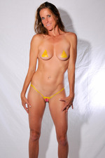 Body Painted Yummi Sophie 06