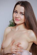 Sexy Brunette Teen Pandora 07