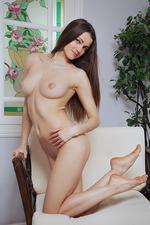 Sexy Brunette Teen Pandora 20