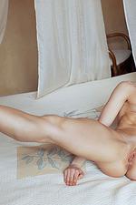 Nola Spreading In Her Bedroom 12