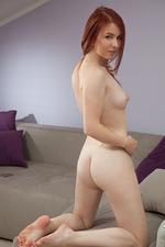 Sexy Redhead Russian Teen 01