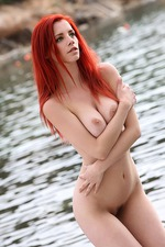 Ariel By The River 01