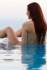 Hot Redhead Teen Berenice  14