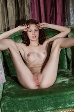 This Ukrainian brunette's favorite game is tease and please 12