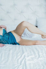 Slim and sexy Macedonian model Aurmi 04